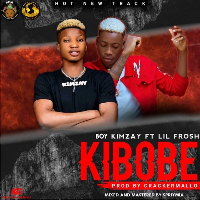 Boy Kimzay Ft. Lil Frosh – Kibobe