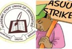 BREAKING: ASUU Commences Nationwide Strike