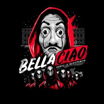 La Casa De Papel – Bella Ciao (Money Heist Soundtrack)
