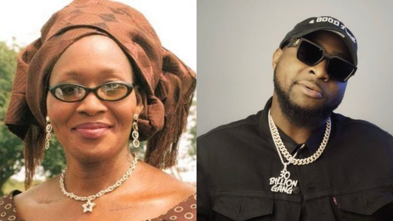 """Your Mother Died Of A Cocaine Overdose"", Kemi Olunloyo Fires At Davido"
