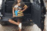 Actress Uche Elendu Acquires A New Lexus SUV (Photos)