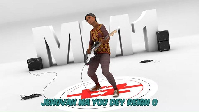 Mercy Chinwo – Na You Dey Reign (Animated Video)