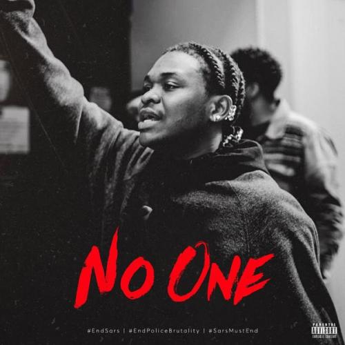 Dice Ailes – No One (#SarsMustEnd)