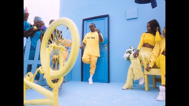 Olamide – Greenlight (Video)