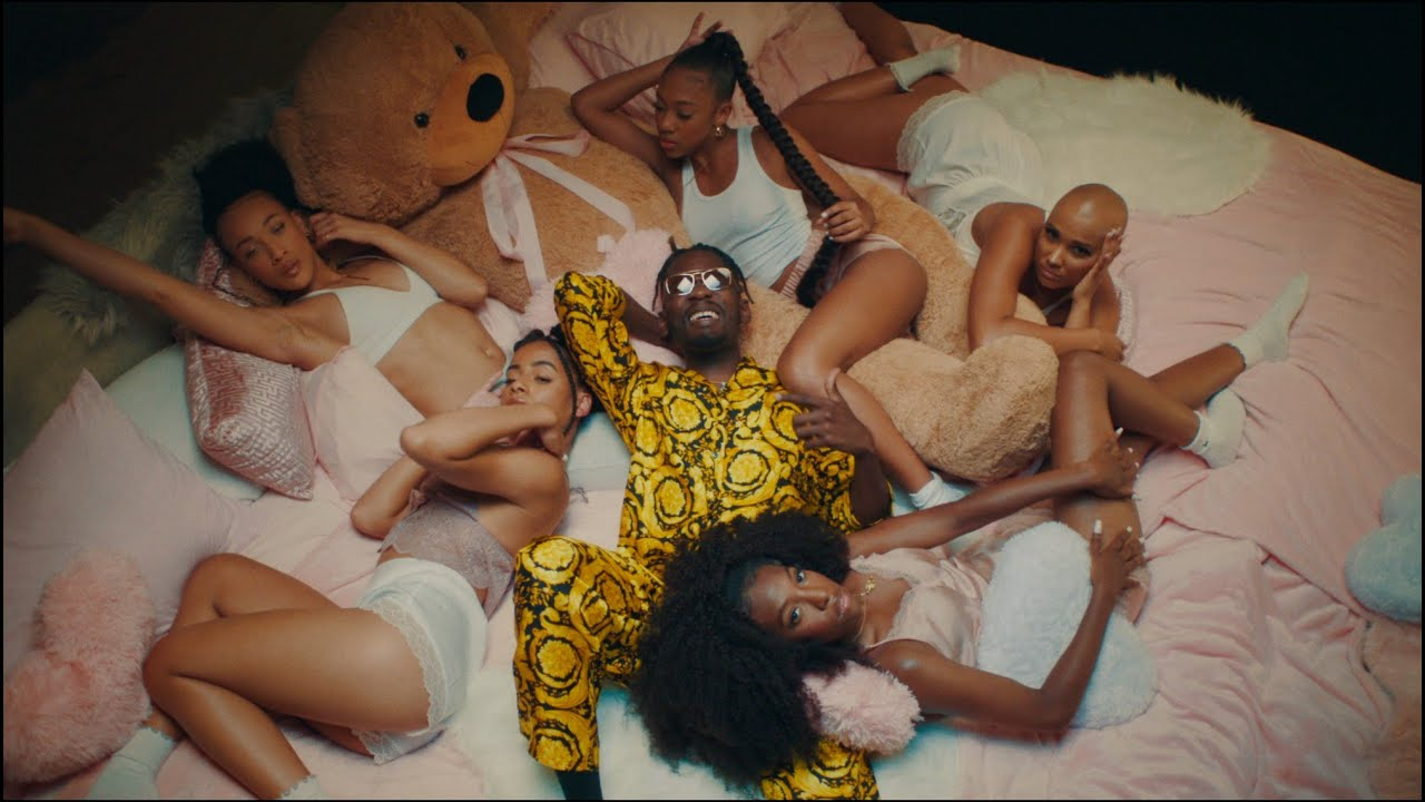 Mr Eazi – Lento ft. J Balvin (Video)