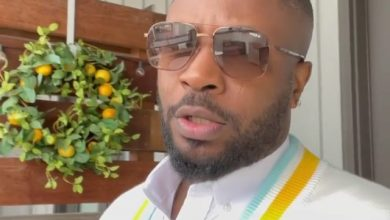 Photo of Tunde Ednut recounts how his celebrity status crashed upon the arrival of Davido at an event