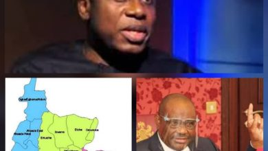 """Photo of """"Stop Defaming The Exalted Office Of The Governor"""" – Chief Chukwuemeka Eze Lashes At Wike"""