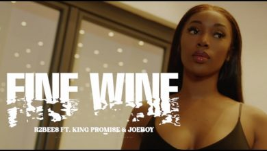 Photo of R2Bees – Fine Wine ft. King Promise, Joeboy (Video)