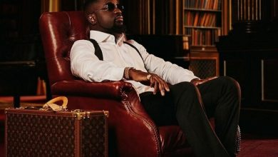 Photo of Sarkodie – Non Living Thing ft. Oxlade