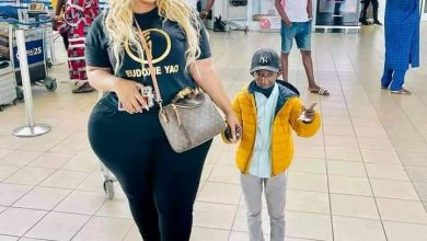 Photo of Ivorian socialite, Eudoxie calls off her engagement with popular Guinea artiste, Grand P over alleged fidelity