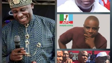 Photo of Rivers APC Congress: Eze Calls For A Peaceful, Hitch-free & Fair Election